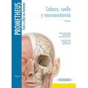 Prometheus. Texto y Altas de Anatomía Tomo 3. Cabeza, Cuello y Neuroanatomía
