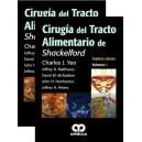 Cirugía del tracto Alimentario de Shackelford 7ª Ed. 2 Vols