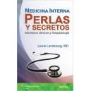"""Medicina Interna. Perlas y Secretos """"Aforismos Clínicos y Fisiopatología"""""""