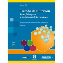 Tratado de Nutrición Tomo 1. Bases Fisiológicas y bioquímicas de la nutrición