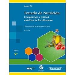 Tratado de Nutrición Tomo 3. Composición y Calidad Nutritiva de los alimentos