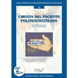 Cirugía del Paciente Politraumatizado (Guías Clínicas de la Asociación Española de Cirujanos Nº 16)