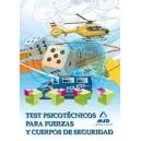 Test Psicotécnicos para Fuerzas y Cuerpos de Seguridad