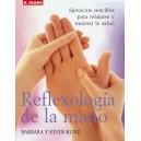 Reflexología de la mano