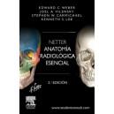 Netter. Anatomía radiológica esencial + acceso online 2ª ed.
