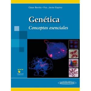 Genética Conceptos esenciales