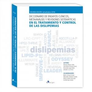 """Diccionario de ensayos clínicos, metaanálisis y revisiones sistemáticas en el tratamiento """"y control de las dislipemias"""""""