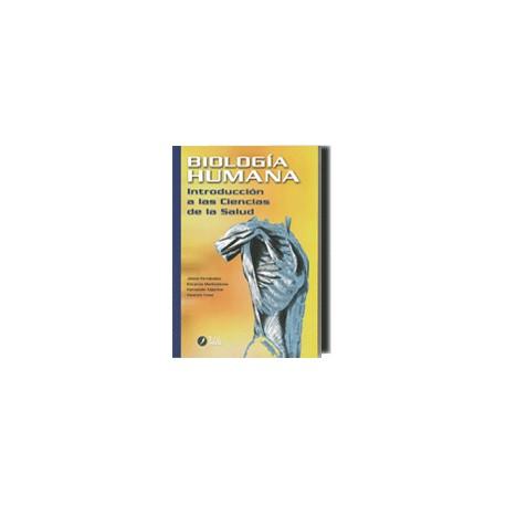 Biología Humana : introducción a las Ciencias de la Salud. 2º de Bachillerato Científico