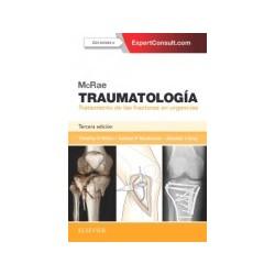 McRae. Traumatología. Tratamiento de las fractu ras en urgencias 3ª edición