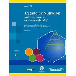 Tratado de Nutrición Tomo 4. Nutrición Humana en el Estado de Salud - 3ª edición