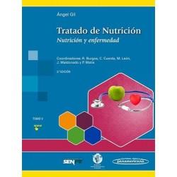 Tratado de nutrición Tomo 5. Nutrición y Enfermedad