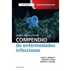 Mandell, Douglas y Bennett. Compendio de enfermedades infecciosas + acceso online