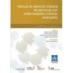 Manual de atención integral de personas con enfermedades crónicas avanzadas: aspectos clínicos: