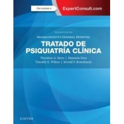 Massachusetts General Hospital. Tratado de Psiquiatría Clínica + acceso online, 2ª edición