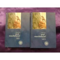 Cirugía oral y Maxilofacial 2 Tomos