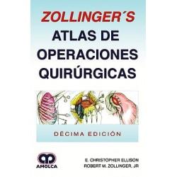 Zollinger's Atlas de Operaciones Quirúrgicas
