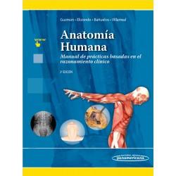 Anatomía Humana Manual de prácticas basadas en el razonamiento clínico 2ª edición