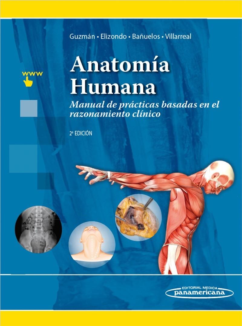 Anatomía Humana Manual de prácticas basadas en el razonamiento ...