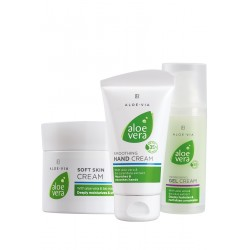 Aloe Via Set Cuidado Corporal