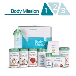 Pack Figuactiv Body Mission 28 días