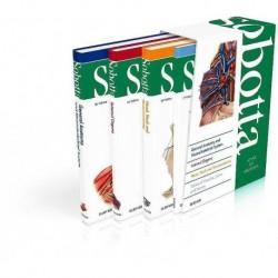 Sobotta. Atlas de anatomía humana, 3 vols. + acceso online