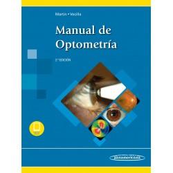 Manual de Optometría (incluye versión digital)