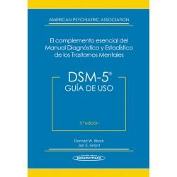Guía de Uso DSM-5 El Complemento Esencial del Manual Diagnóstico y Estadístico de los Trastornos Mentales