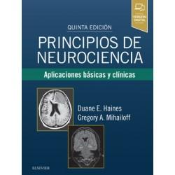 Principios de neurociencia: Aplicaciones básicas y clínicas, 5e