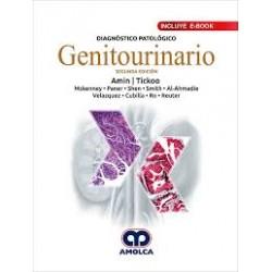 Diagnóstico Patológico. Genitourinario (Incluye E-Book)