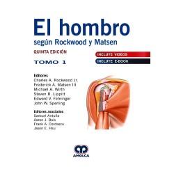 El Hombro Según Rockwood y Matsen 5ed (2 Volúmenes + Videos y e-Book)