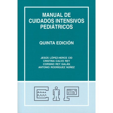Manual de cuidados intensivos pediatricos - 5ª ed.