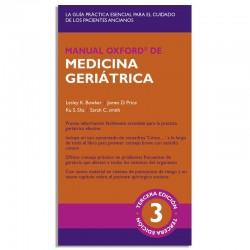 Manual Oxford de Medicina Geriátrica