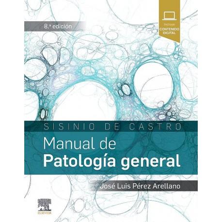 Sisinio de Castro. Manual de patología general 8ª edición