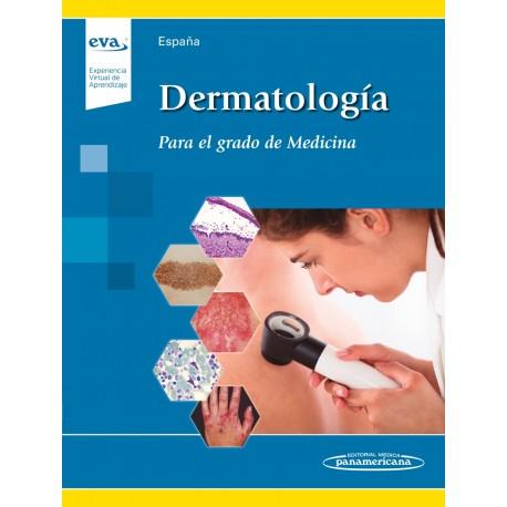 Dermatología para el grado de Medicina