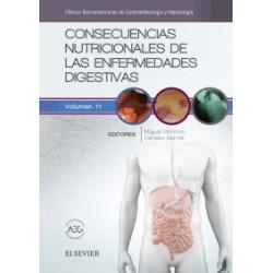 Consecuencias nutricionales de las enfermedades digestivas: Clínicas Iberoamericanas de Gastroenterología y Hepatología vol.11