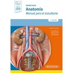 PROMETHEUS Anatomía. Manual para el Estudiante (Incluye Versión Digital)