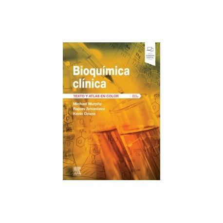 Bioquímica clínica. Texto y atlas en color: 6ª edición