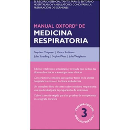 Manual Oxford de Respiratoria