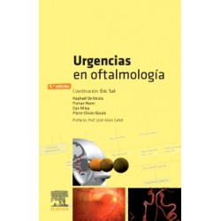 Urgencias en oftalmología: 4ª edición