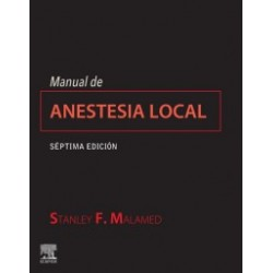 Manual de anestesia local - 7ª edición