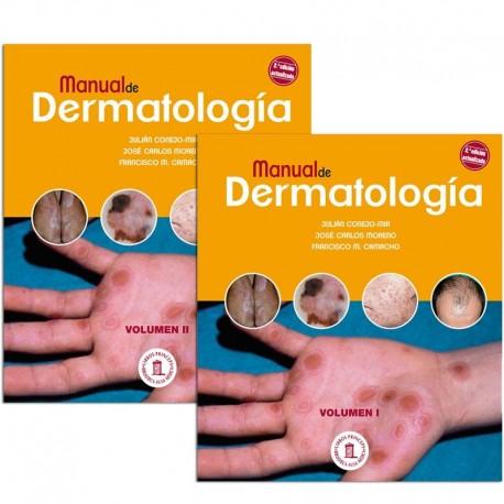 Manual de Dermatología - Conejo - MIR