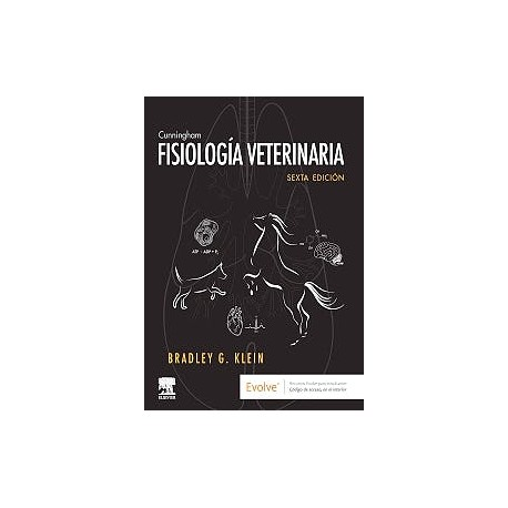 Cunningham. Fisiología veterinaria + Evolve