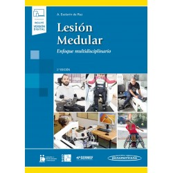 Lesión Medular Enfoque multidisciplinario 2ª edición