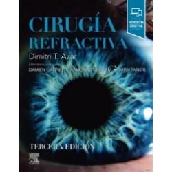 Cirugía refractiva - incluye versión digital