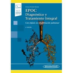 EPOC. Diagnóstico y Tratamiento Integral (incluye versión digital) Con énfasis en rehabilitación pulmonar