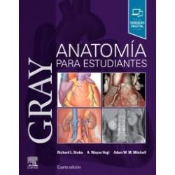 Pack 9 Gray Anatomia básica para estudiantes + Netter Cuaderno de anatomía para colorear