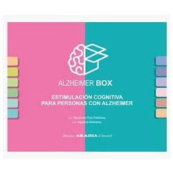 ALZHEIMER BOX Estimulación Cognitiva para personas con Alzheimer