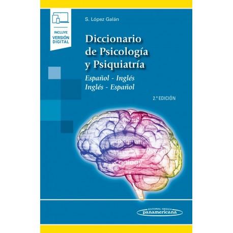 Diccionario de Psicología y Psiquiatría Español-Inglés / Inglés-Español