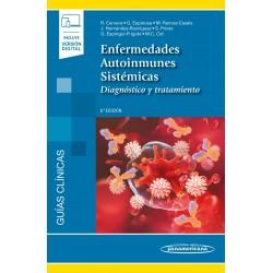 Enfermedades Autoinmunes Sistémicas Diagnóstico y tratamiento