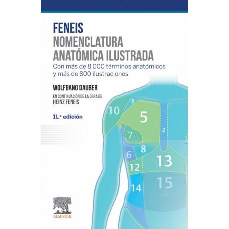 feneis-nomenclatura-anatomica